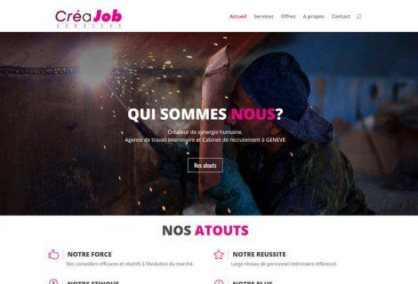 CreaJob Services