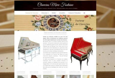 Clavecins Fontaine