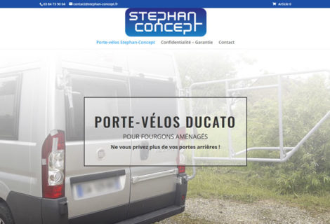 Porte-vélos Stephan Concept